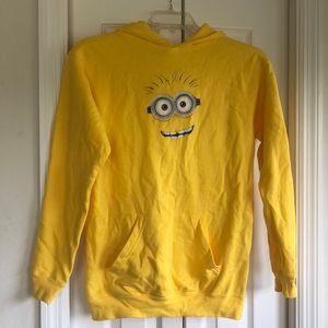 Other - Youth Medium Despicable Me Hoodie